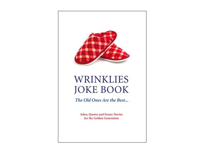 Derek's new joke book!