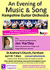Farnham Concert - April 20th 2013