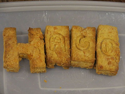 HAGO Cheese Straws