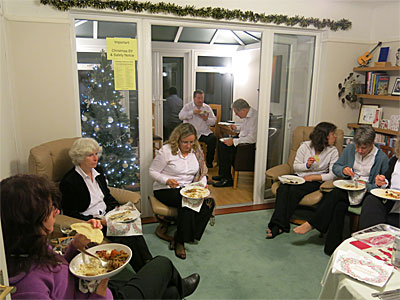 Carols & Curries