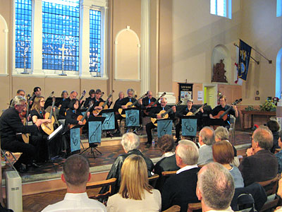 CGO in concert in Portsmouth