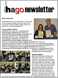 Hampshire Guitar Orchestra newsletter