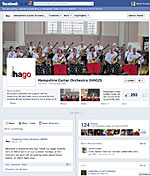Hampshire Guitar Orchestra on Facebook